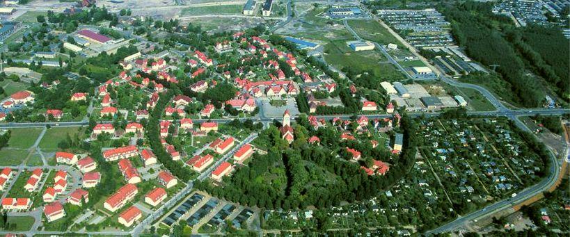 Marga – pierwsze miasto-ogród w Niemczech