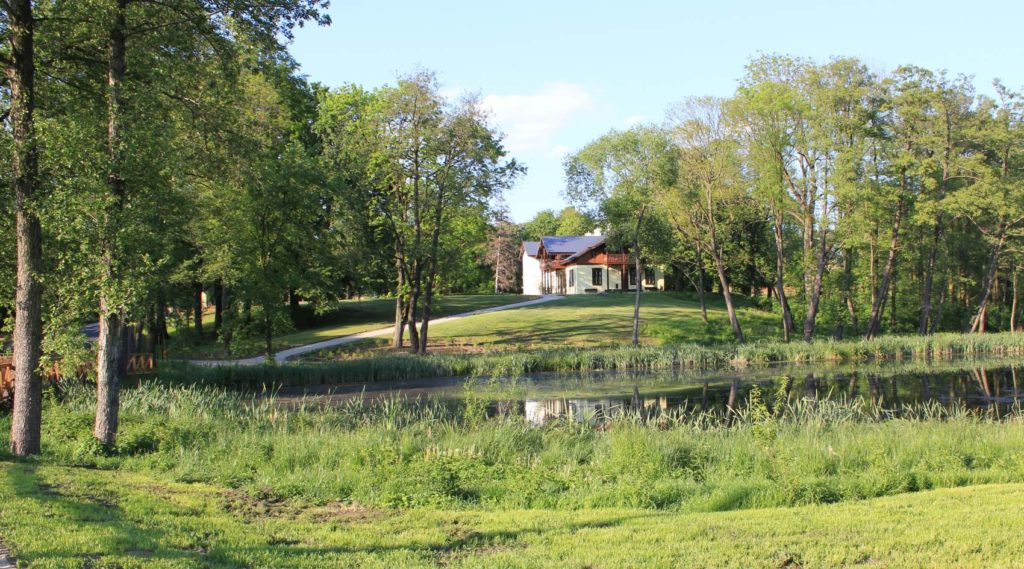 Zdjęcie: Koncepcja rewaloryzacji parku zabytkowego w Kłóbce wraz z powiązaniem z obszarem skansenu Ziemi Kujawskiej i Dobrzyńskiej