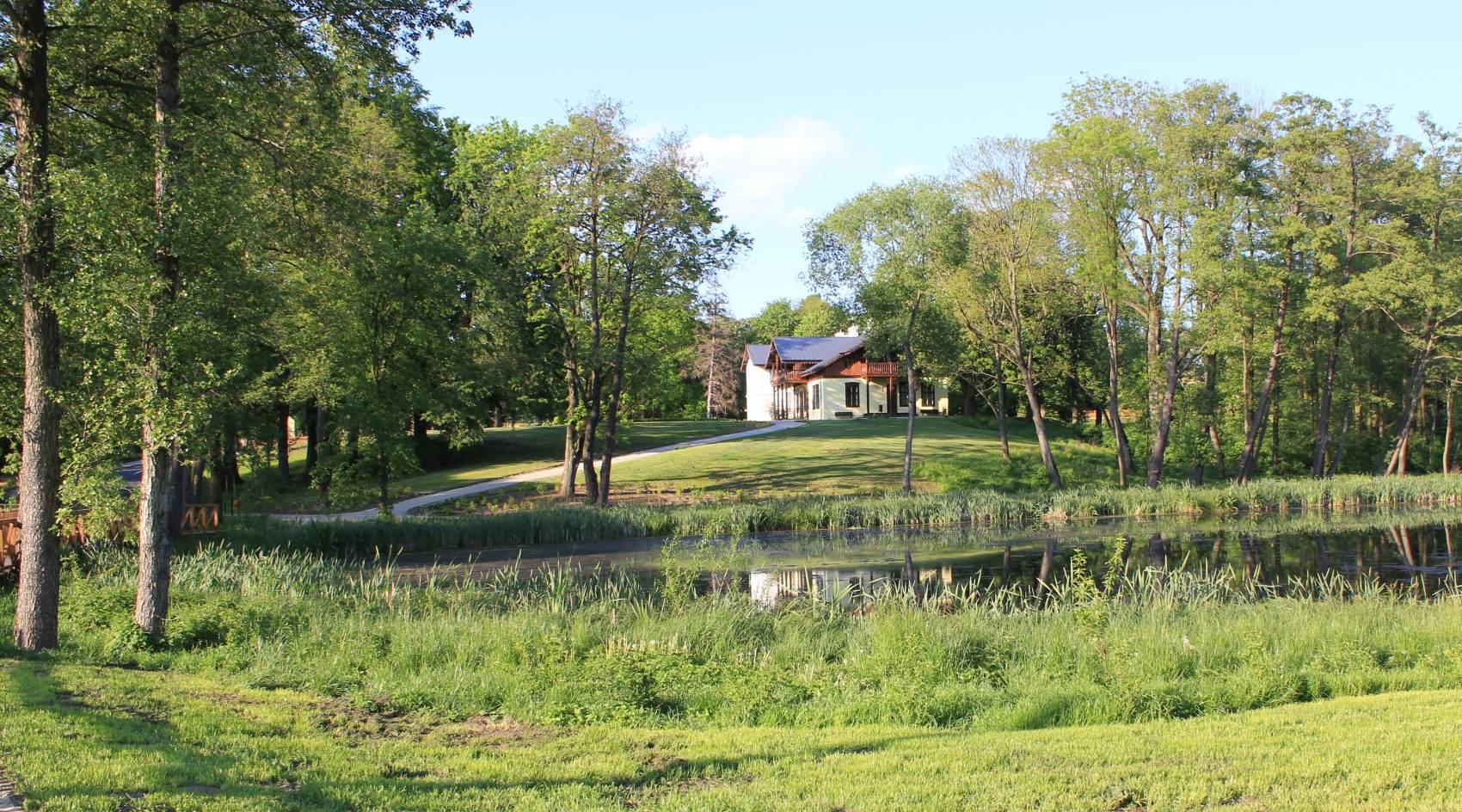 Koncepcja rewaloryzacji parku zabytkowego w Kłóbce wraz z powiązaniem z obszarem skansenu Ziemi Kujawskiej i Dobrzyńskiej