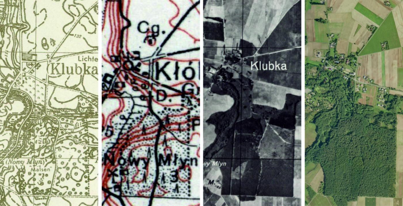 Kwerenda i analizy zasobów krajobrazowych historycznego zespołu dworskiego w Kłóbce (Gmina Lubień Kujawski)