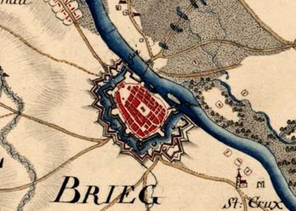 Studium krajobrazu kulturowego miasta Brzegu