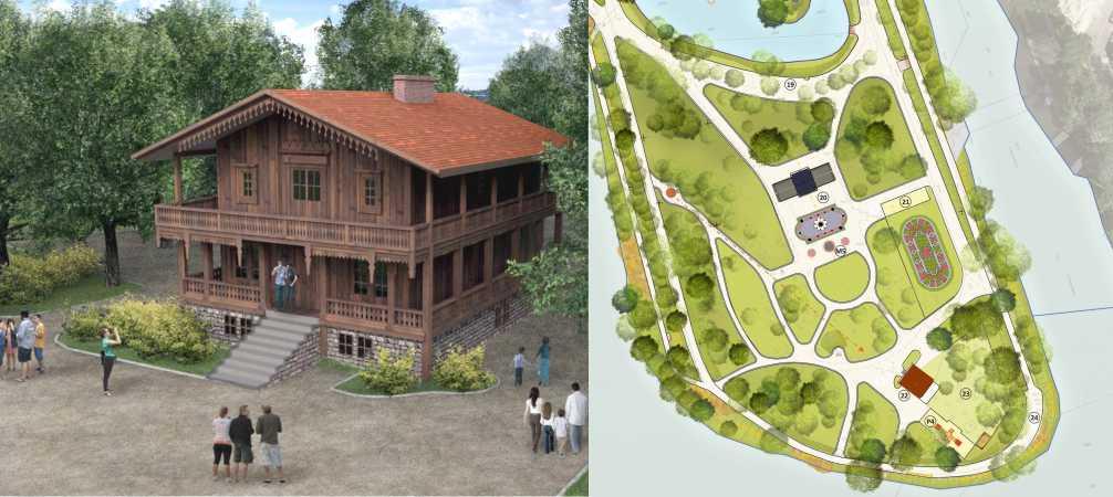 Koncepcja rewaloryzacji Parku Miejskiego w Kaliszu – I nagroda w konkursie