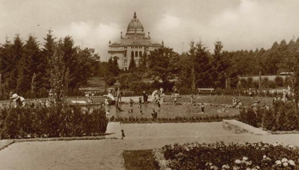 Zdjęcie: Koncepcja zagospodarowania Parku im. Andrzeja Błachańca w Zgorzelcu