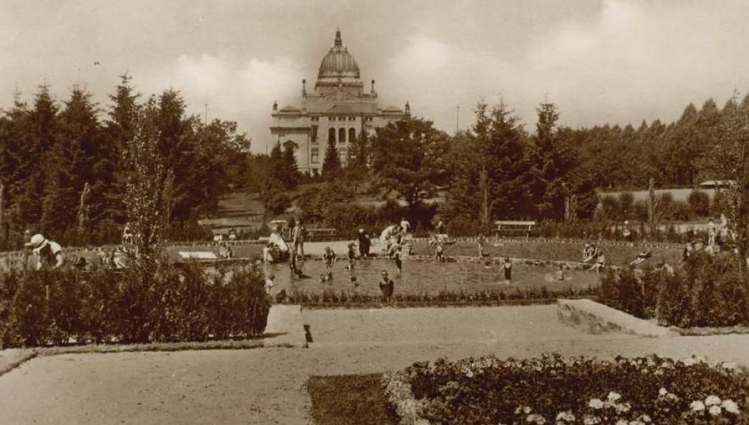 Koncepcja zagospodarowania Parku im. Andrzeja Błachańca w Zgorzelcu