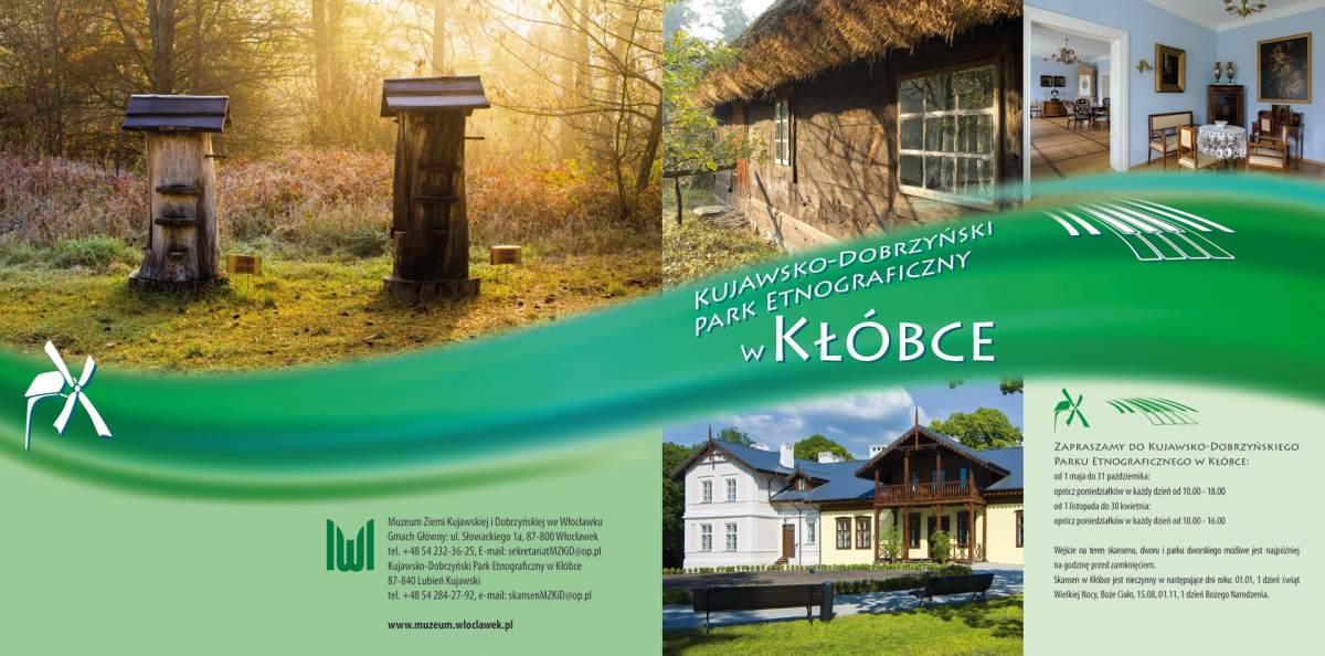 Przewodnik po Kujawsko-Dobrzyńskim Parku Etnograficznym w Kłóbce