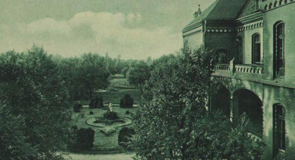 Zdjęcie: Kwerenda przekazów źródłowych i opracowań dla założenia ogrodowo-parkowego przy dawnym klasztorze urszulanek we Wrocławiu