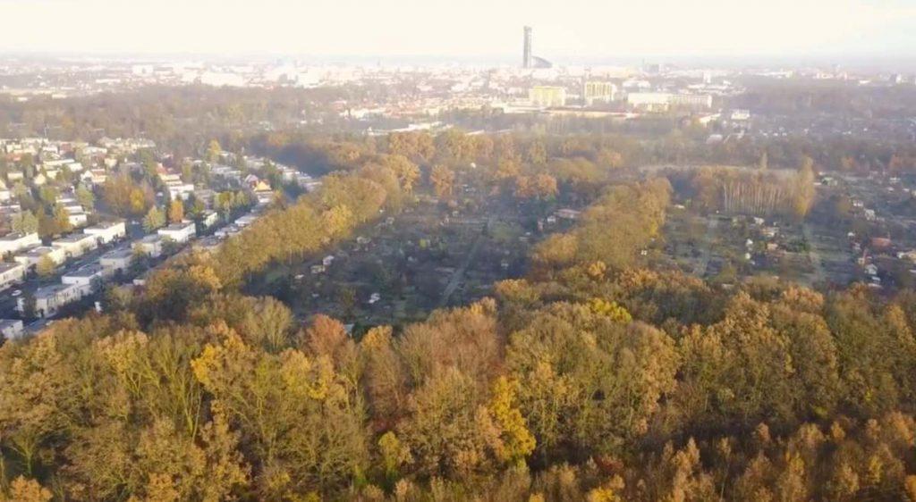 Zdjęcie: Zieleniec ze Wzgórzem Skórnik – historyczna Polana Körnera