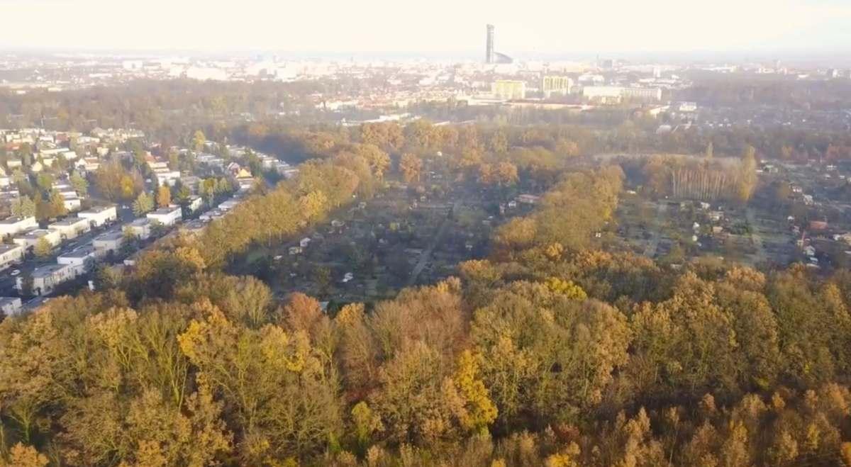 Zieleniec ze Wzgórzem Skórnik – historyczna Polana Körnera