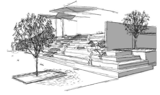 Koncepcja zagospodarowania przestrzeni publicznej – Tarasy Grabiszyńskie